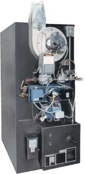 Indirect-Fired Heating System