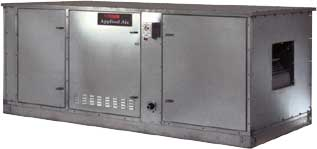 Commercial Direct Fired Climate Control System