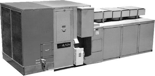 Alton Seasonal Make Up Air Unit Smu Applied Air